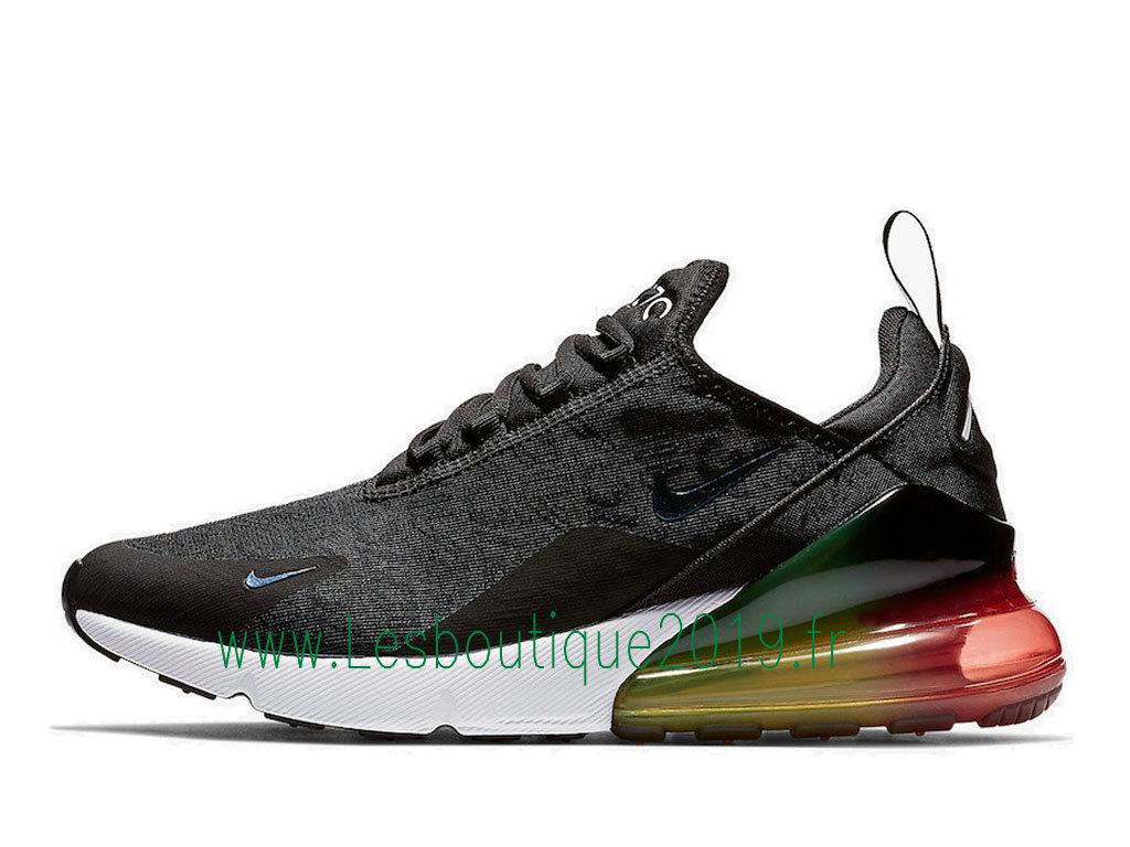 Rose Noir Homme Cher Pour Pas Chaussures Air Max 270 Se Nike HSqwCv