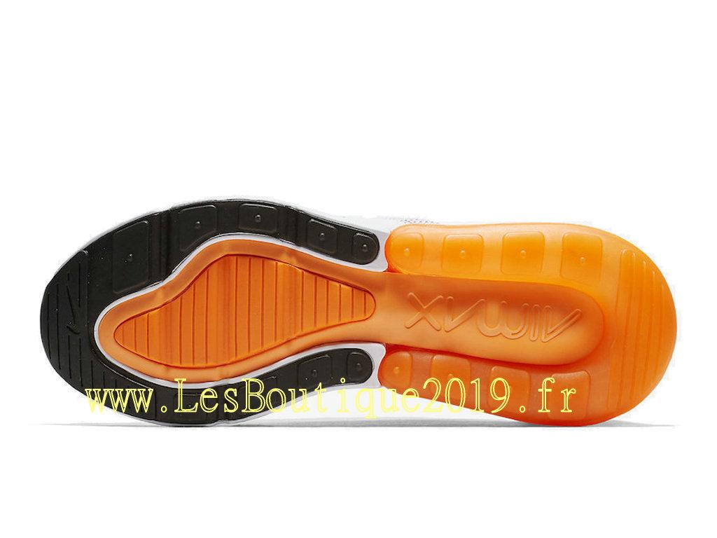 Nike Air Max 270 White Orange Chaussures Officiel 2019 Pas Cher Pour Homme AH6789 104 1812091131 Achetez de Chaussure de Baskets ! Nike en ligne!