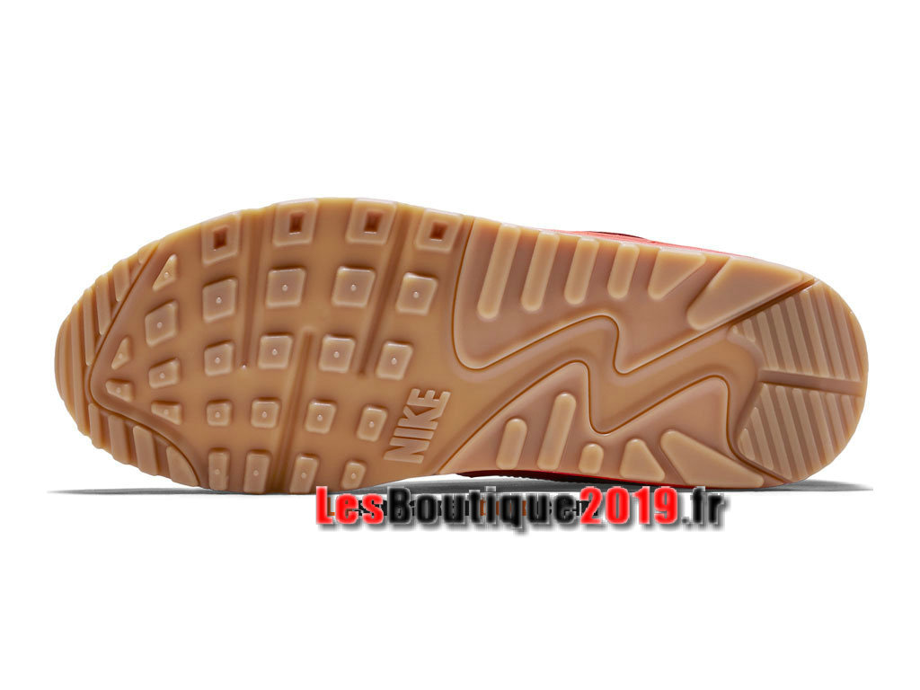 Nike Air Max 90 Essential Chaussures Nike Prix Pas Cher Pour Homme Noir Rouge 616730 025H 1808210536 Achetez de Chaussure de Baskets ! Nike en