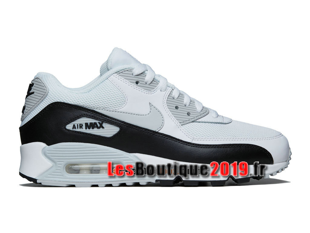 official photos f25ca a36b5 Nike Air Max 90 Essential GS White Black Women´sKids´s NIke ...