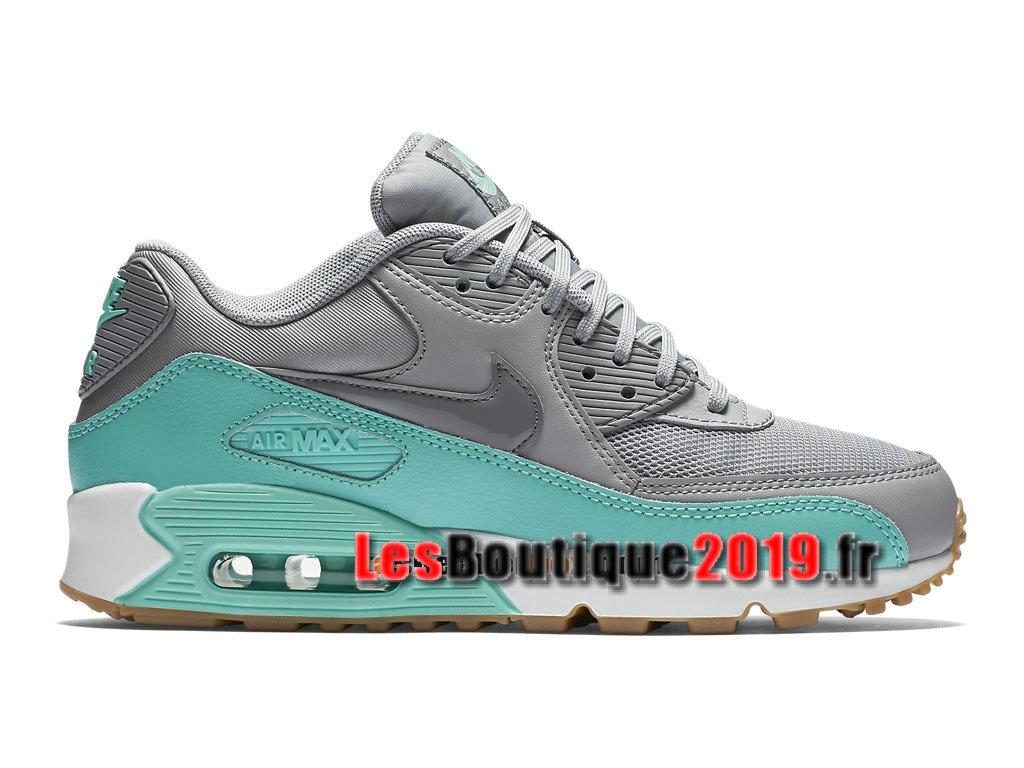 separation shoes e1fbd c0713 Nike Air Max 90 Essential GS Blue Gery Women´s Kids´s Nike