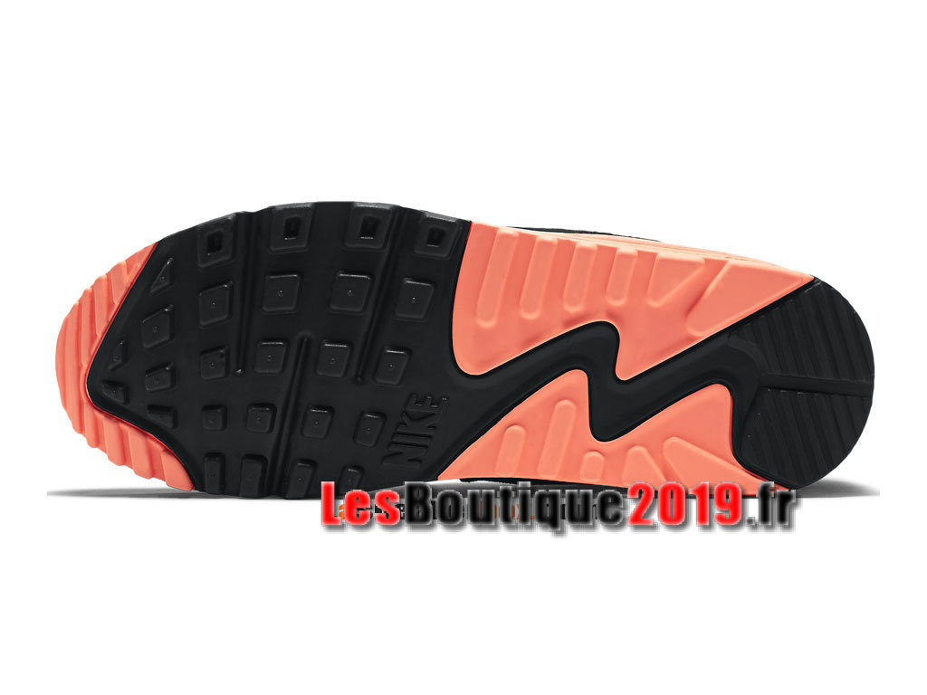 new concept 80cfe af52c ... Nike Air Max 90 Essential GS Gery Orange Women´s Kids´s Nike ...