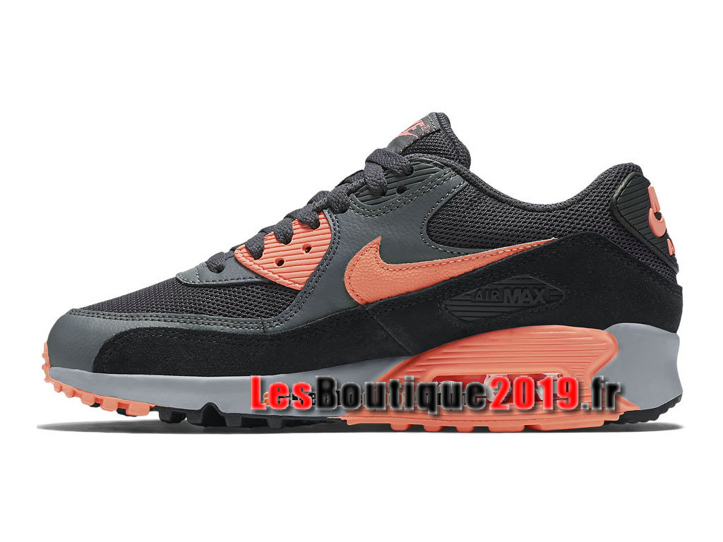 new concept 06381 e3750 ... Nike Air Max 90 Essential GS Gery Orange Women´s Kids´s Nike ...