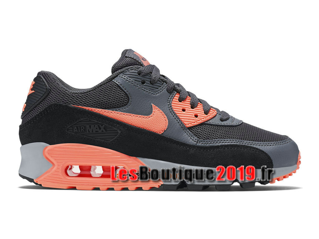 later check out better norway nike air max 90 essential gris femmes trainers 11c11 99554