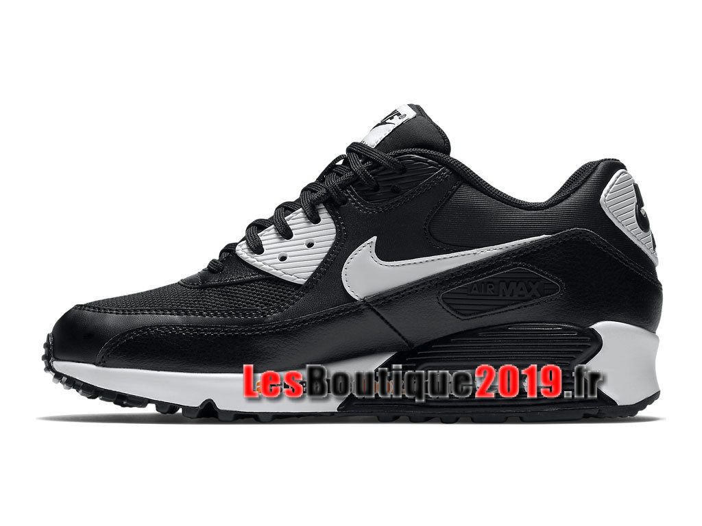 the latest a76a9 836ce ... Nike Air Max 90 Essential GS Black White Women´s Kids´s Nike ...