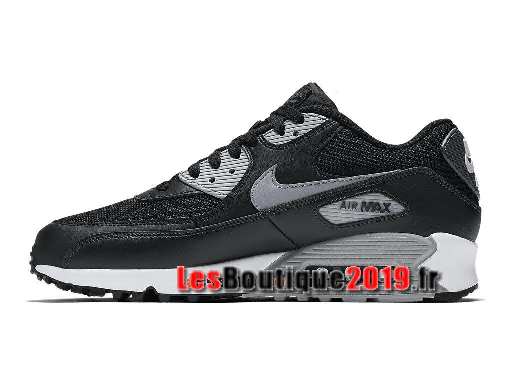 the latest 57619 4a993 ... Nike Air Max 90 Essential GS Black White Women´s Kids´s Nike ...