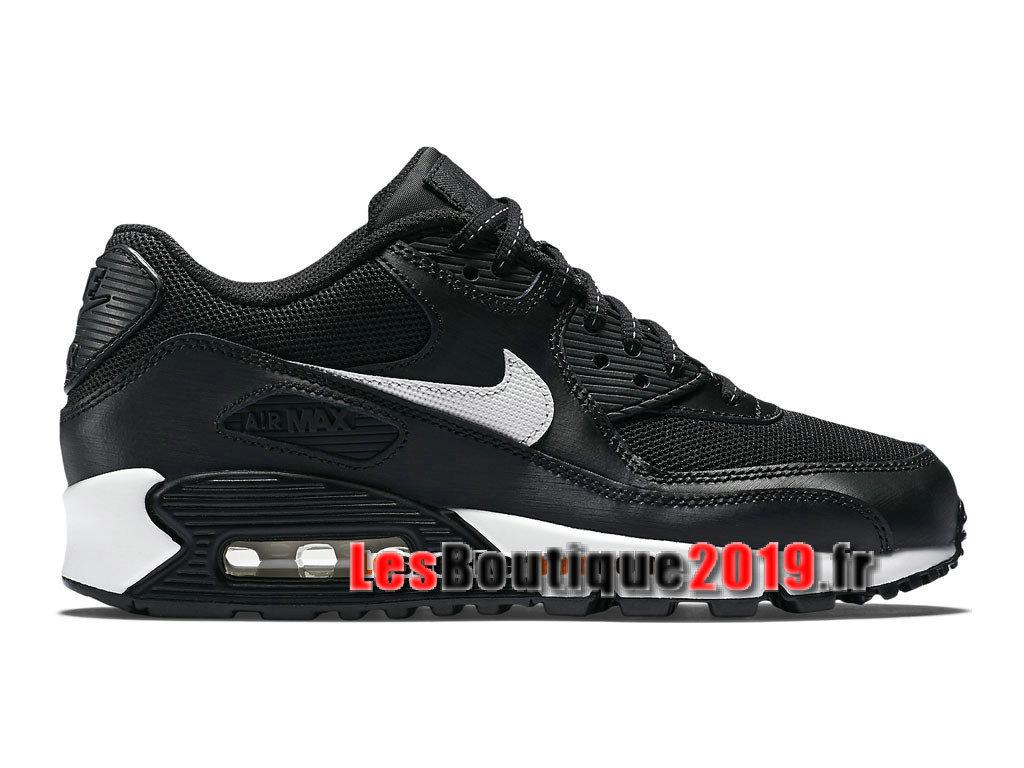 design intemporel 6dc6b 73e51 Nike Air Max 90 Flash GS Noir Blanc Chaussures Nike Running Pas Cher Pour  Femme/Enfant 807626-001 - 1808190458 - Achetez de Chaussure de Baskets ! ...
