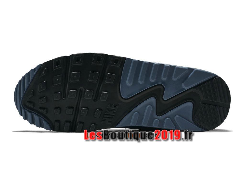 air max 90 leather noir pas cher