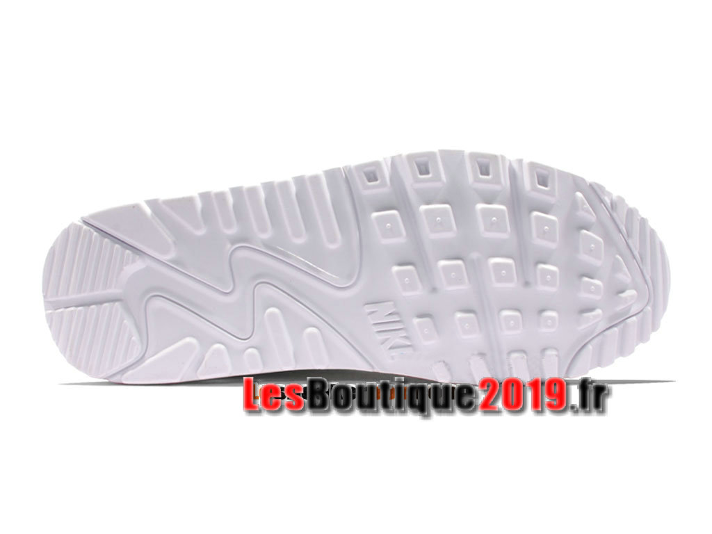 new product 2323f f8a7e ... Nike Air Max 90 Leather LTR GS Gold White Women´s Kids´