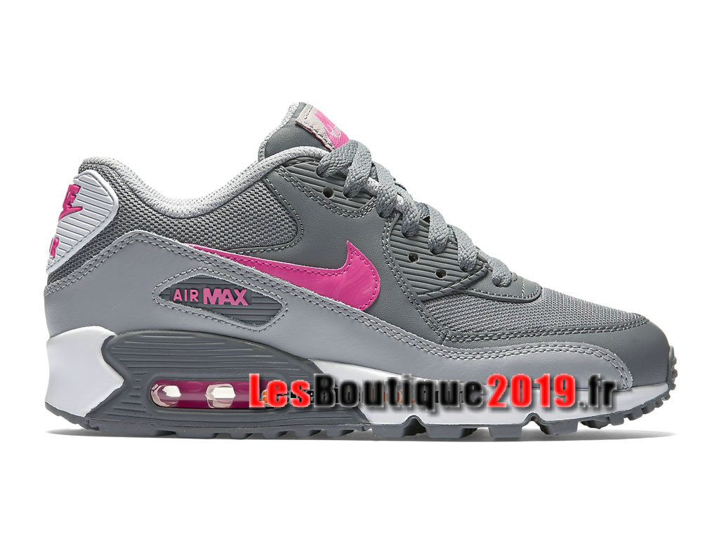 the best attitude c1b89 c5274 Nike Air Max 90 Mesh GS Gery Pink Women´s Kids´s Nike