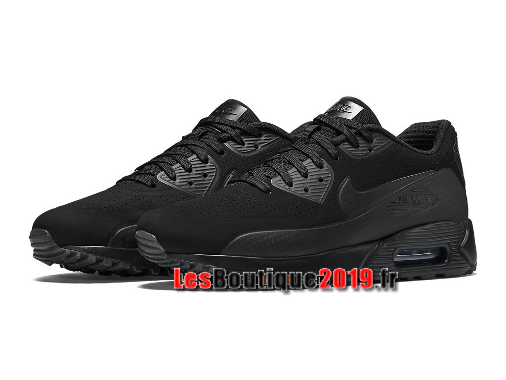 check out 0383f 397ed ... Nike Air Max 90 Ultra Moire Chaussure Nike Sportswear Pas Cher Pour  Homme Noir 819477-