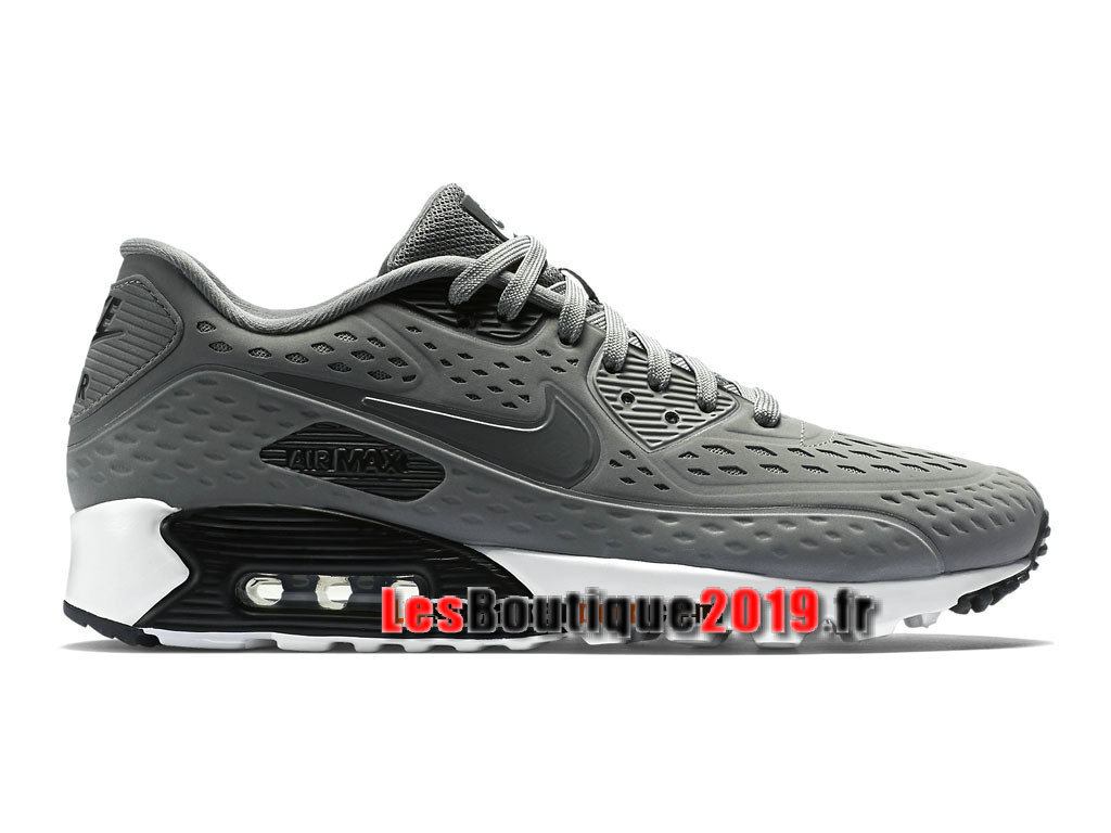 Nike Air Max 90 Ultra Moire Chaussures Nike Sportswear Pas Cher Pour Homme Gris 725222-002