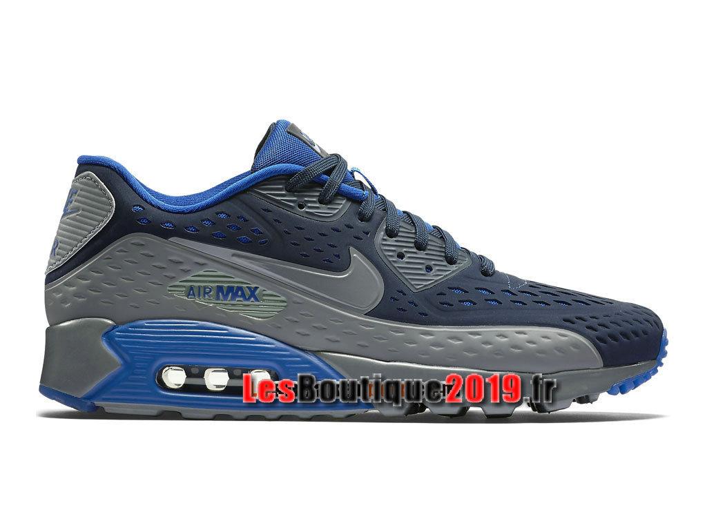 prix compétitif 64b84 a1aa2 Nike Air Max 90 Ultra Moire Chaussures Nike Sportswear Pas Cher Pour Homme  Gris Bleu 725222-400 - 1808210501 - Achetez de Chaussure de Baskets ! Nike  ...