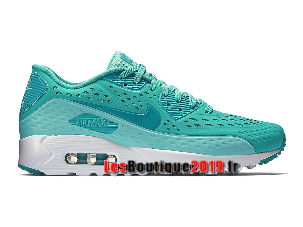 Nike Air Max 90 Ultra Moire Chaussures Nike Sportswear Pas Cher Pour Homme Vert Blanc 725222-403