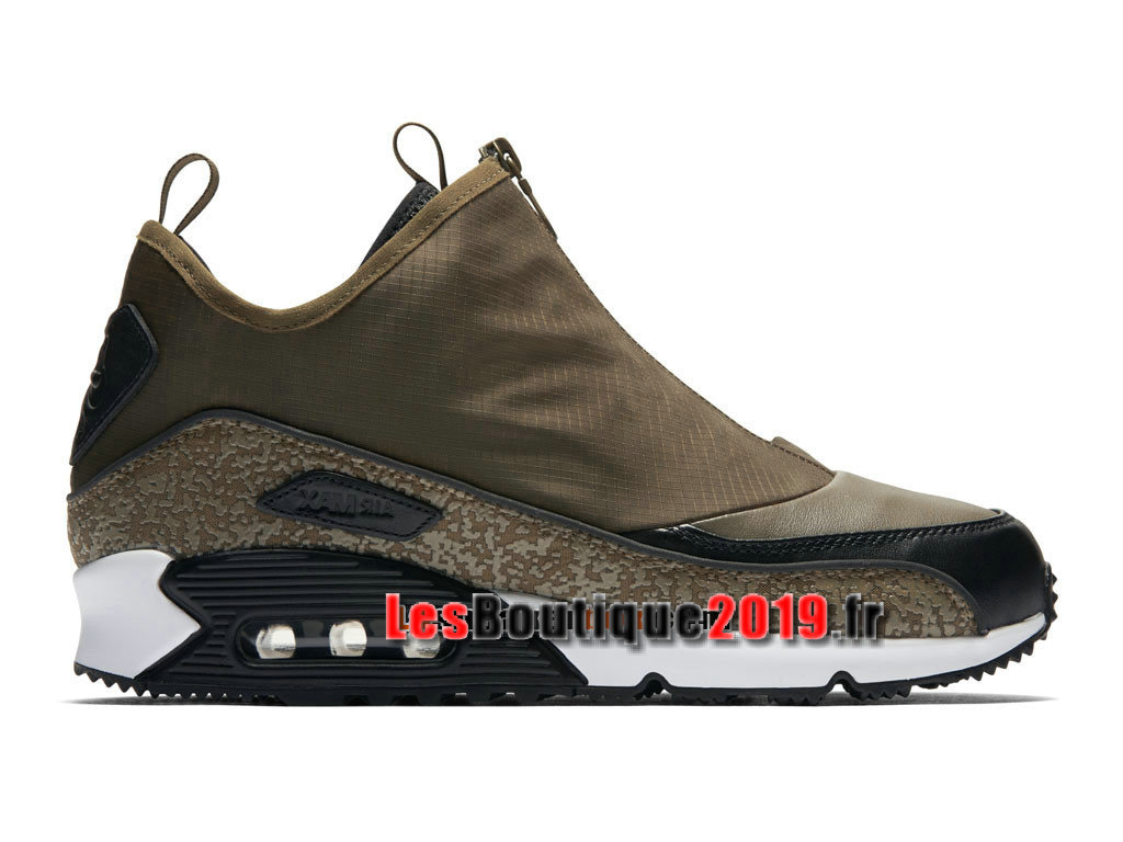new arrival 3c058 635d9 Nike Air Max 90 Utility Men´s Nike Sportswear Shoes Brun Black 858956-300