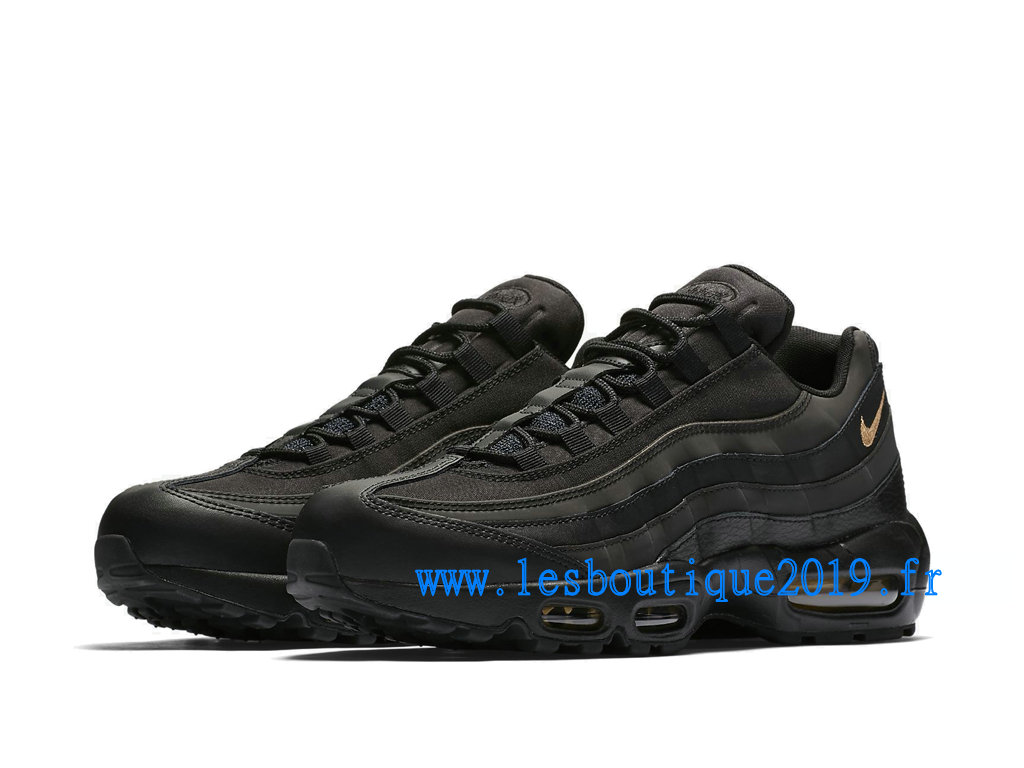 bc6d41f3fa Nike Air Max 95 Black Gold Men´s Nike Sports Shoes 924478-003 ...