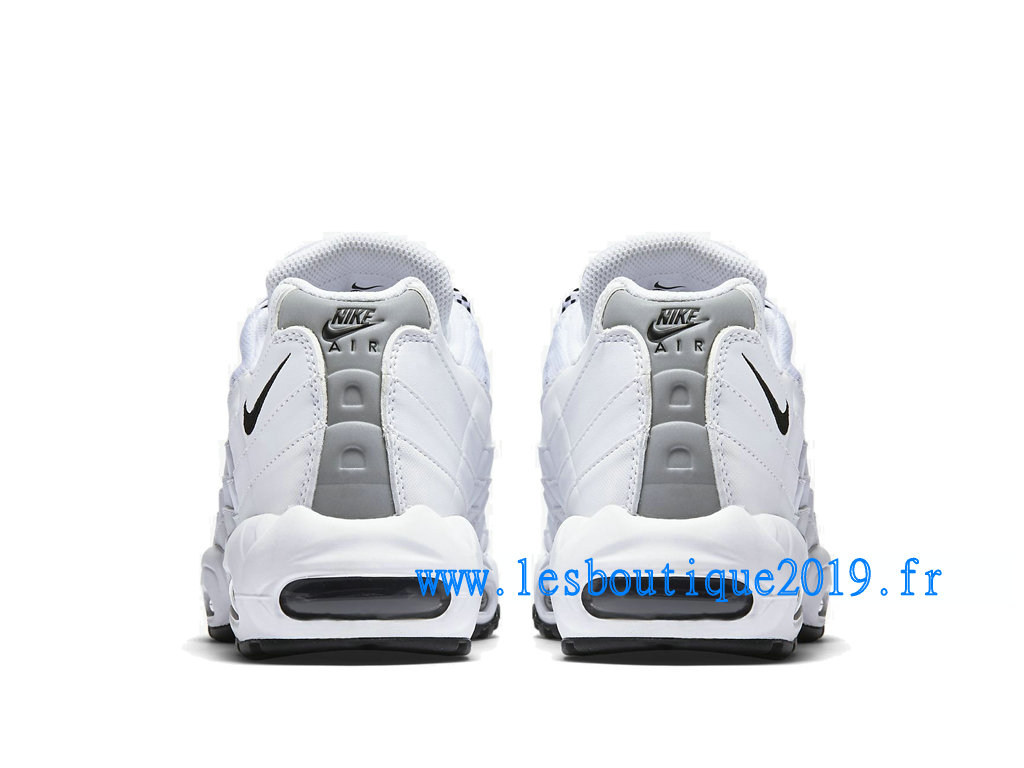 wholesale dealer f9d9b 891b1 ... Nike Air Max 95 White Black Men´s Nike Sports Shoes 609048-109