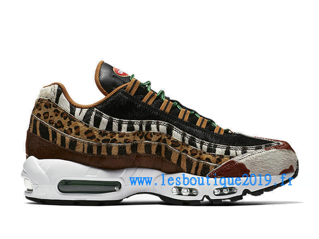 pretty nice 05aaf 4e5ea Nike Air Max 95 DLX Beast Animal Pack Chaussures Nike Sportswear Pas Cher  Pour Homme AQ0929 ...