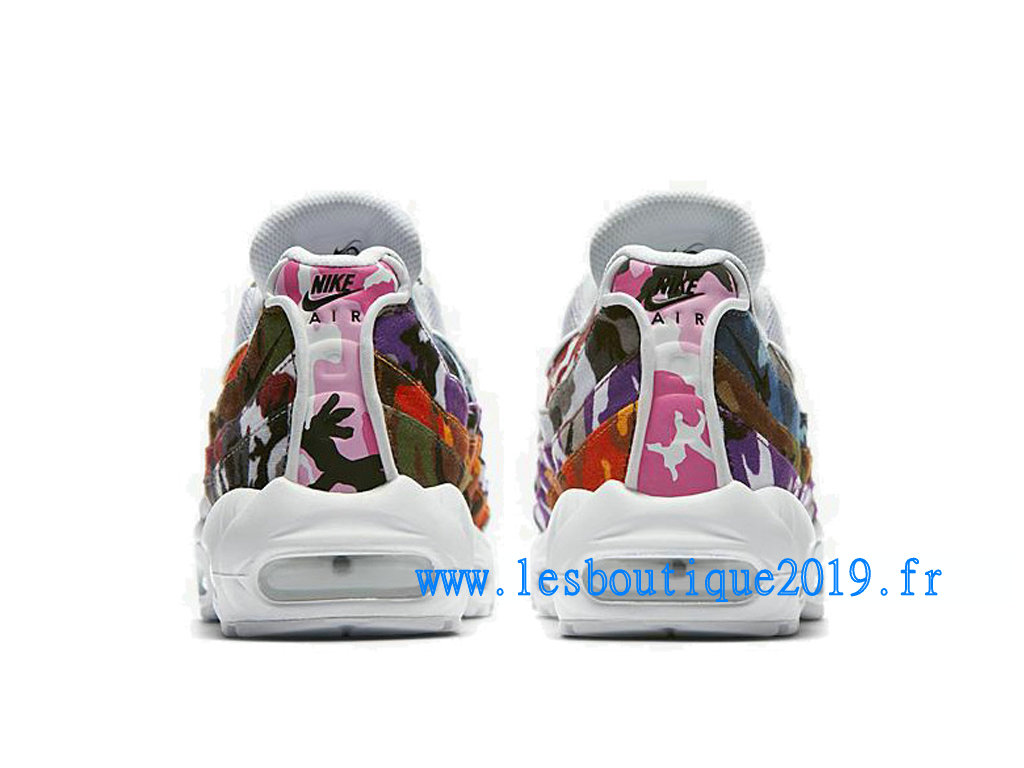 new concept 81f98 fcf87 ... Nike Air Max 95 ERDL Party White Chaussures Nike Sportswear Pas Cher  Pour Homme AR4473-