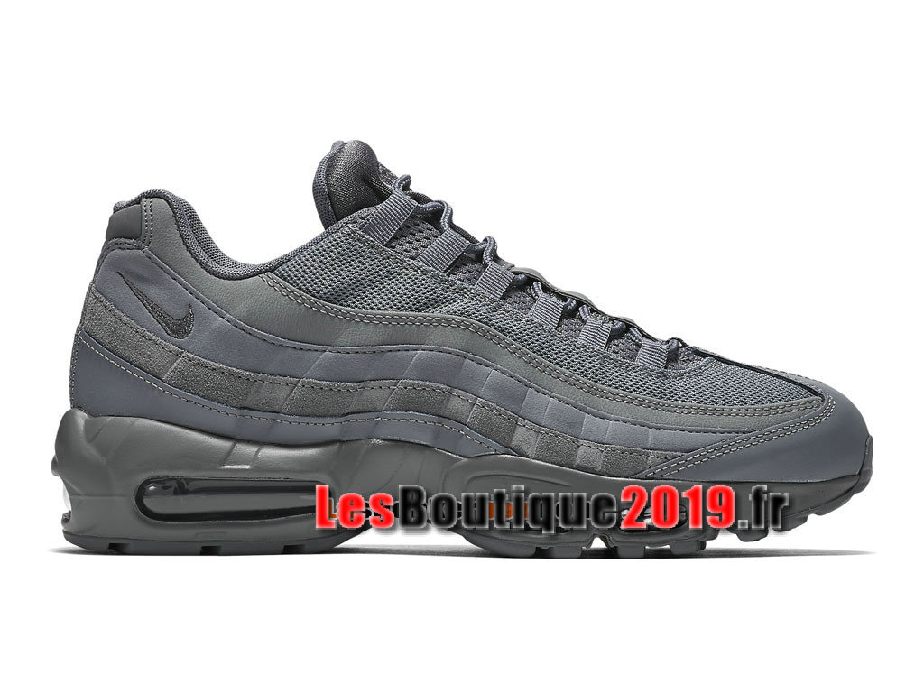 Nike Air Max 95 Essential (GS) Women´s/Kids´s Nike Running Shoes Gery 749766-012G