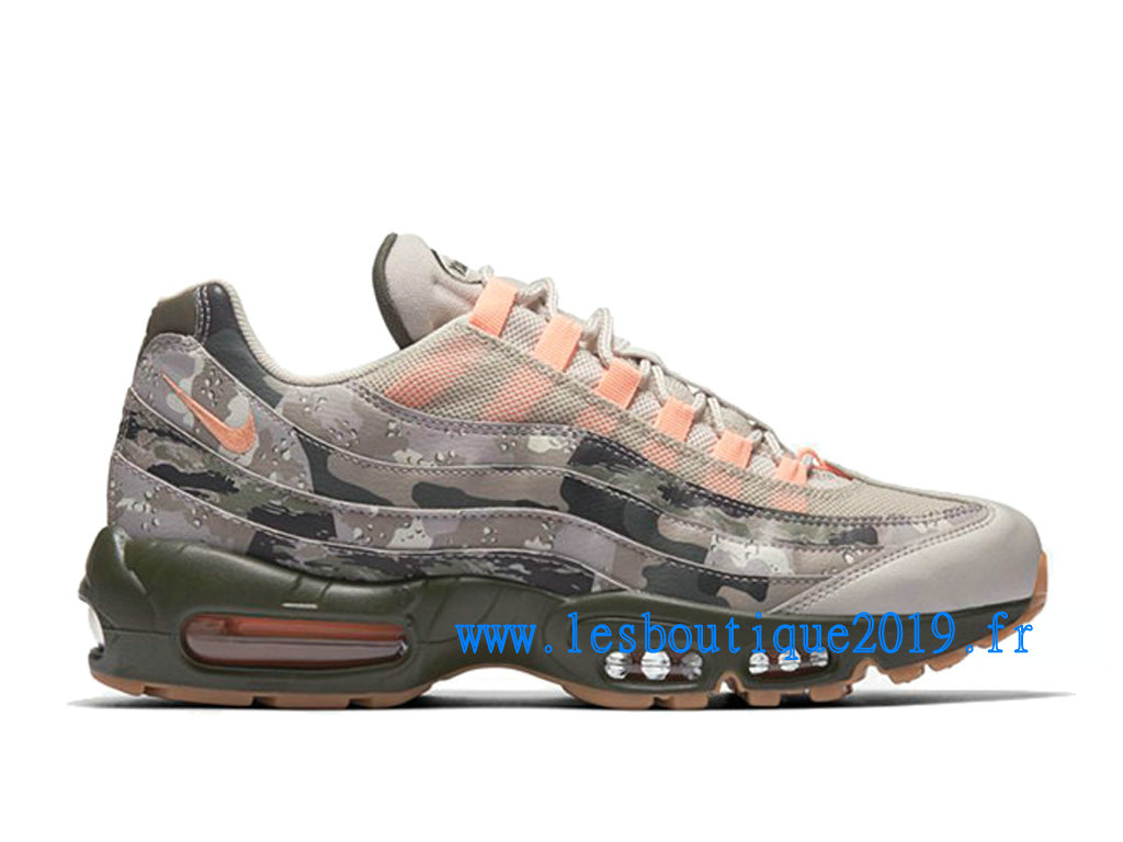 new concept aba0d f876b Nike Air Max 95 Essential Sand Sunset Tint Black Men´s Nike Sports