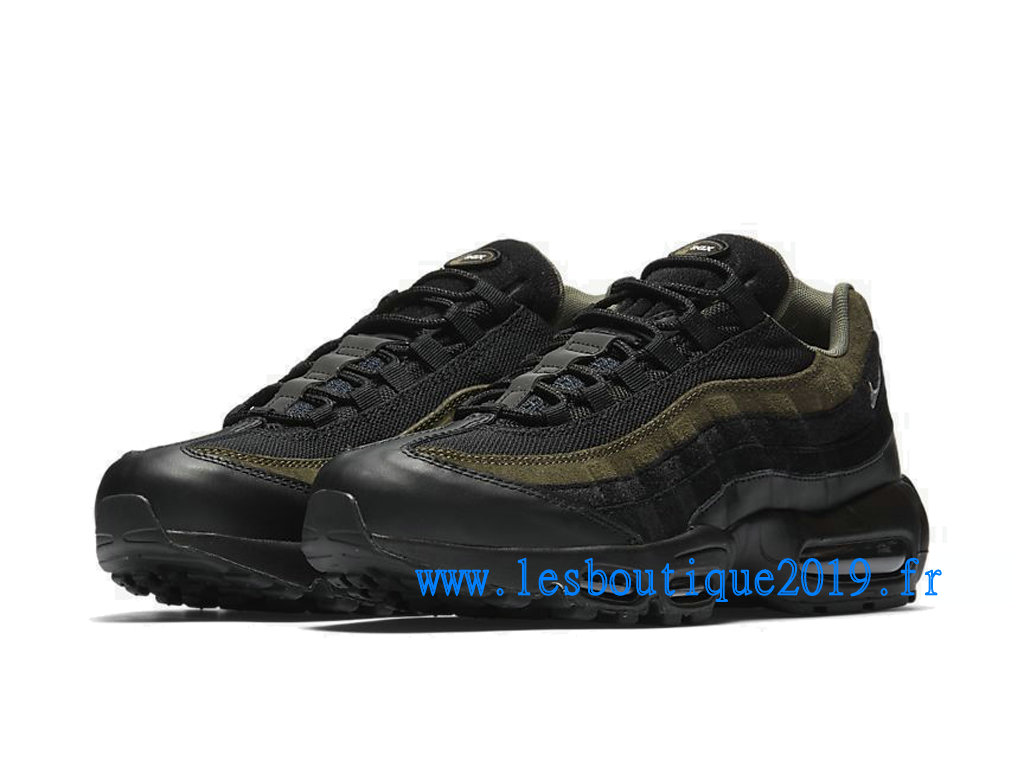 brand new 1acc0 52abd ... Nike Air Max 95 HAL Black Khaki Men´s Nike Sports Shoes AH8444-001 ...
