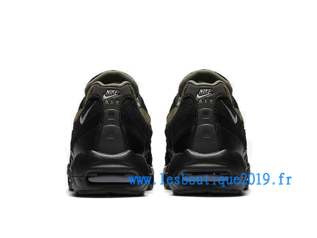sale retailer b003a 1ad78 ... Nike Air Max 95 HAL Black Khaki Men´s Nike Sports Shoes AH8444-001