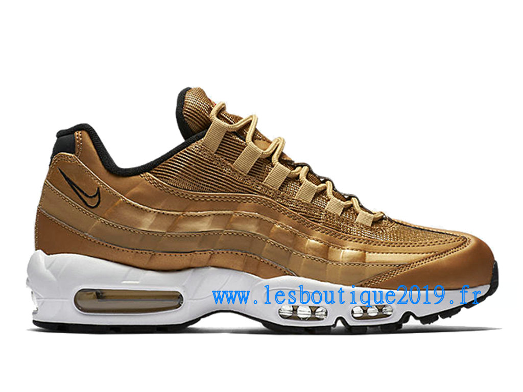buy online 075cd f842e Nike Air Max 95 Metallic Gold Men´s Nike Sports Shoes ...