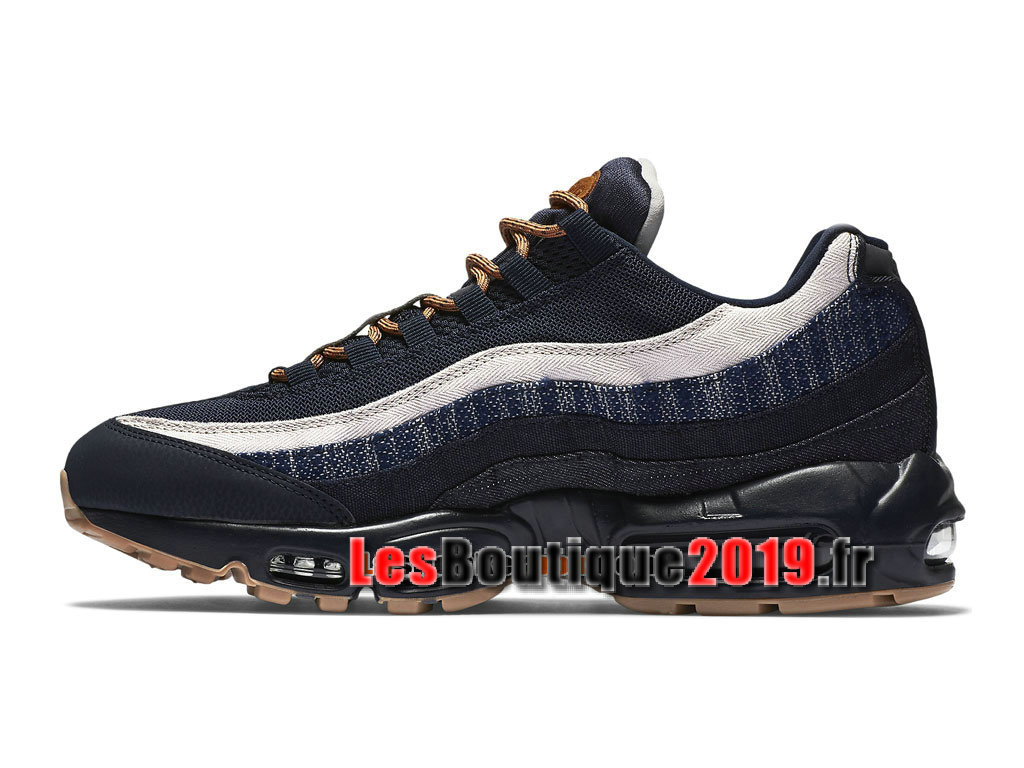 super popular 282c7 be1dd ... Nike Air Max 95 Premium (GS) Denim Women´s Kids´s ...