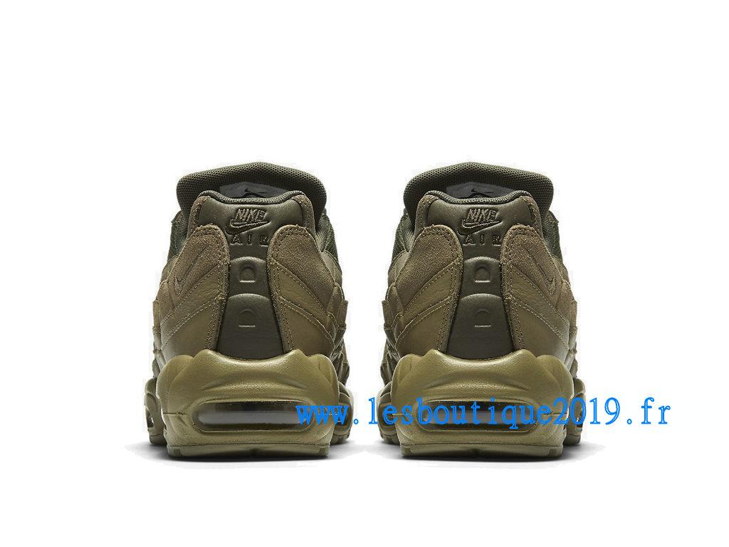 new arrival 6efa1 109ba ... Nike Air Max 95 Premium Vert Chaussures Nike Sportswear Pas Cher Pour  Homme 538416-201