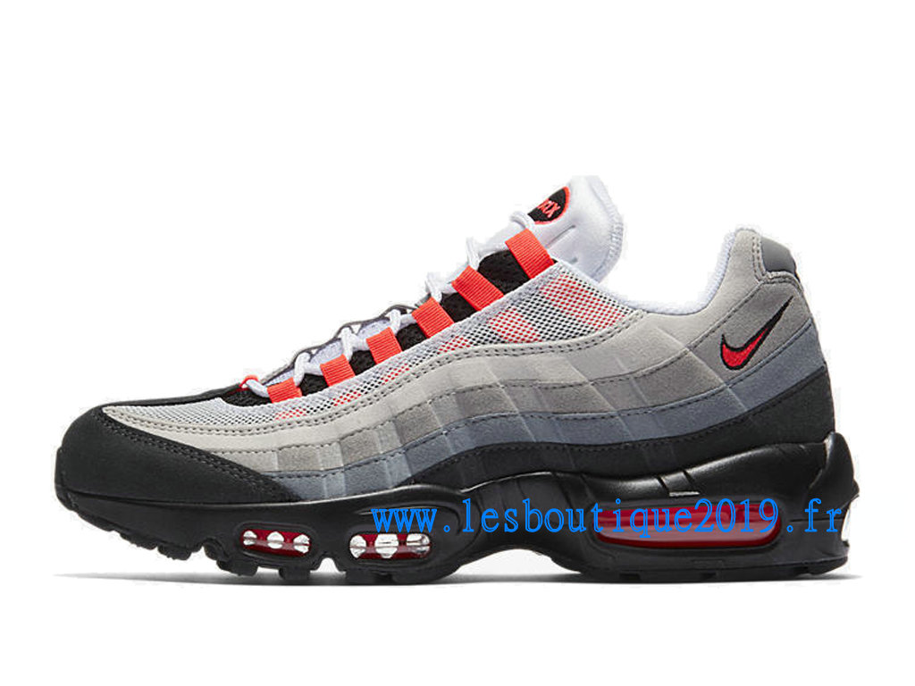 f7dd504184e ... Nike Air Max 95 Solar Red Men´s Nike Sports Shoes 609048-106 ...