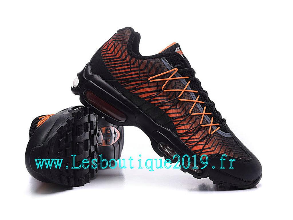 Nike Air Max 95 Ultra Jacquard Chaussures Officiel Running Pas Cher Pour Homme Noir Orange 749771 008 1812151155 Achetez de Chaussure de Baskets !