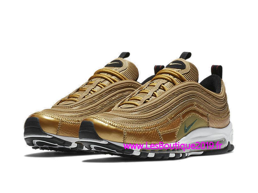 Nike Air Max 97 CR7 Gold Chaussure de BasketBall Pas Cher Pour Homme AQ0655 700 1807130129 Achetez de Chaussure de Baskets ! Nike en ligne!