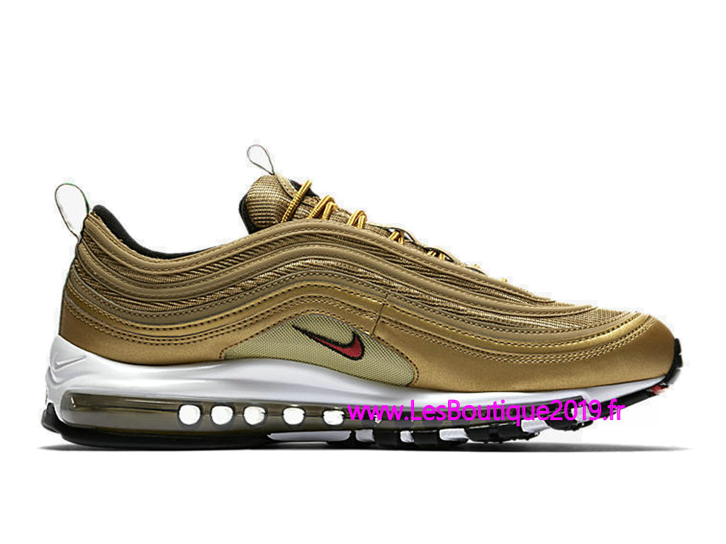 Cher De Gold 97 Pas Air Basketball Max Chaussure Italy Metallic Nike wqvPB7