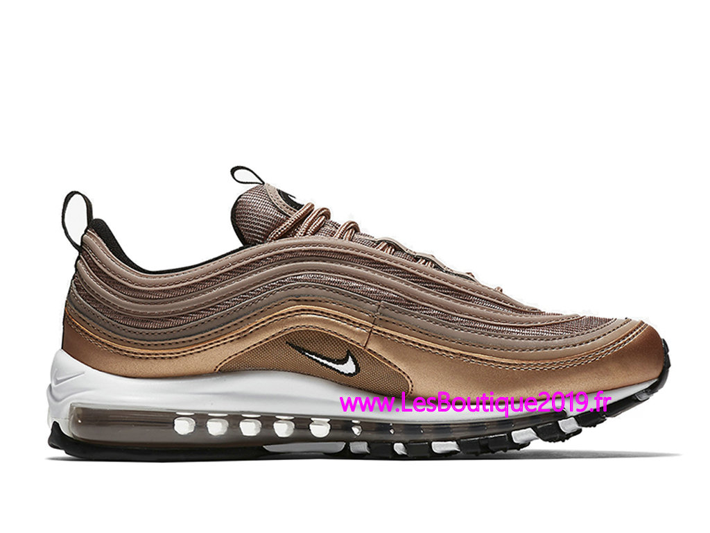 Nike Air Max 97 Multi Or Blanc Chaussure Nike Sportswear Pas Cher Pour Homme 921826- ...