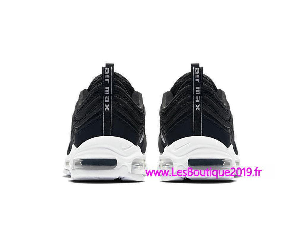 pretty nice 3c18d dd95f ... Nike Air Max 97 Black White Men´s Nike Basket Shoes 921826-001