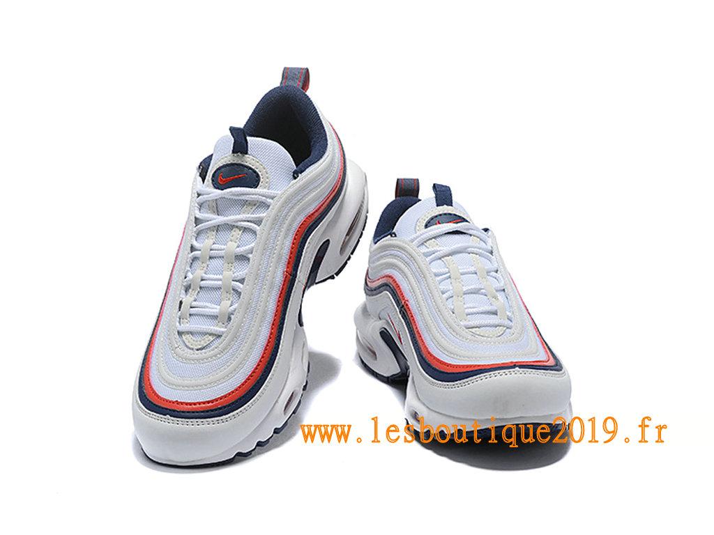 Nike Air Max 97 Plus Tn Chaussures Nike BasketBall Pas Cher Pour Homme Blanc Rouge 1810240959 Achetez de Chaussure de Baskets ! Nike en ligne!