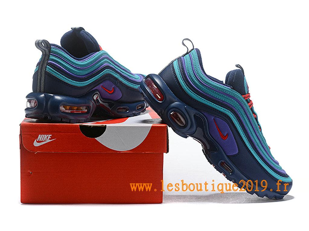 Nike Air Max 97 Plus Tn Men´s Nike BasketBall Shoes Black Blue 1810240961 Buy Sneaker Shoes! Nike online!