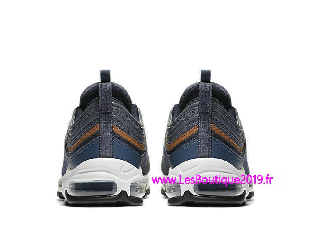 the best attitude e27df ff41e ... Nike Air Max 97 Premium Blue White Men´s Nike BasketBall Shoes  8312834-400