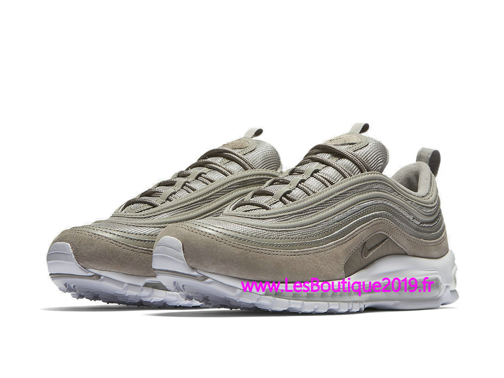 factory price 6ecce 4cbad ... Nike Air Max 97 Premium Gery White Men´s Nike Basket Shoes ...