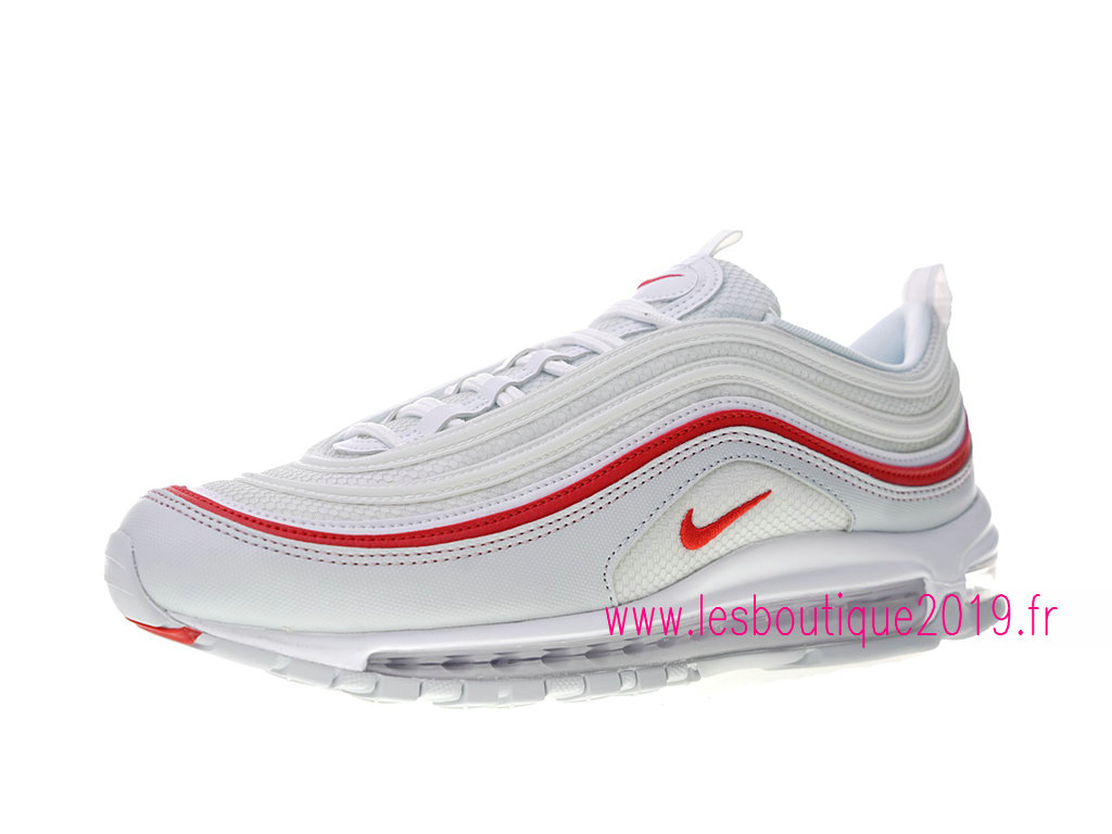 Premium Chaussures 97 Running Air Blanc Nike Max Pas Gs Roouge 0qStEPf