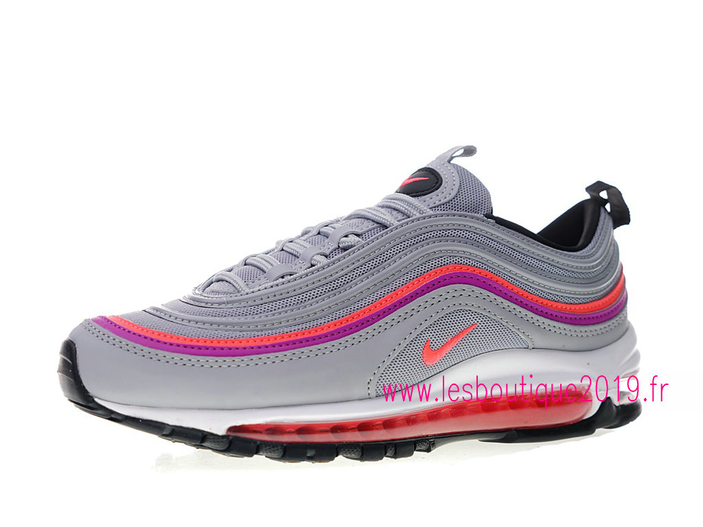 new product 0ca71 ec876 97 Nike Nike GS Air Gris Premium Pas Rose Chaussures Max Running qxwpxAE