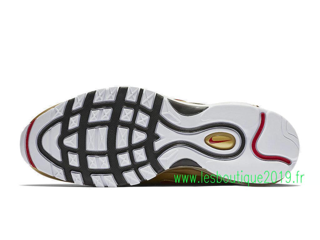 38c896abf Nike Air Max 97 QS Black Gold Men´s Nike BasketBall Shoes AT5458-002 ...