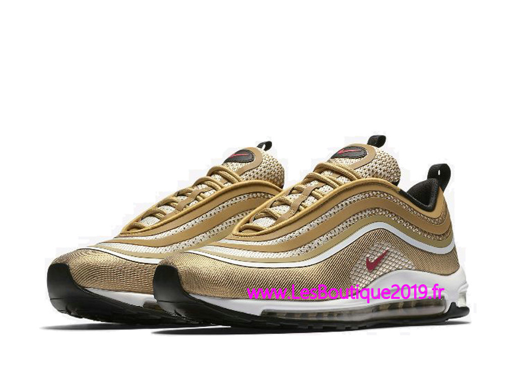 new style 0e455 62f98 ... Nike Air Max 97 Ultra 17 Metallic Gold Men´s Nike Basket Shoes 918356-  ...