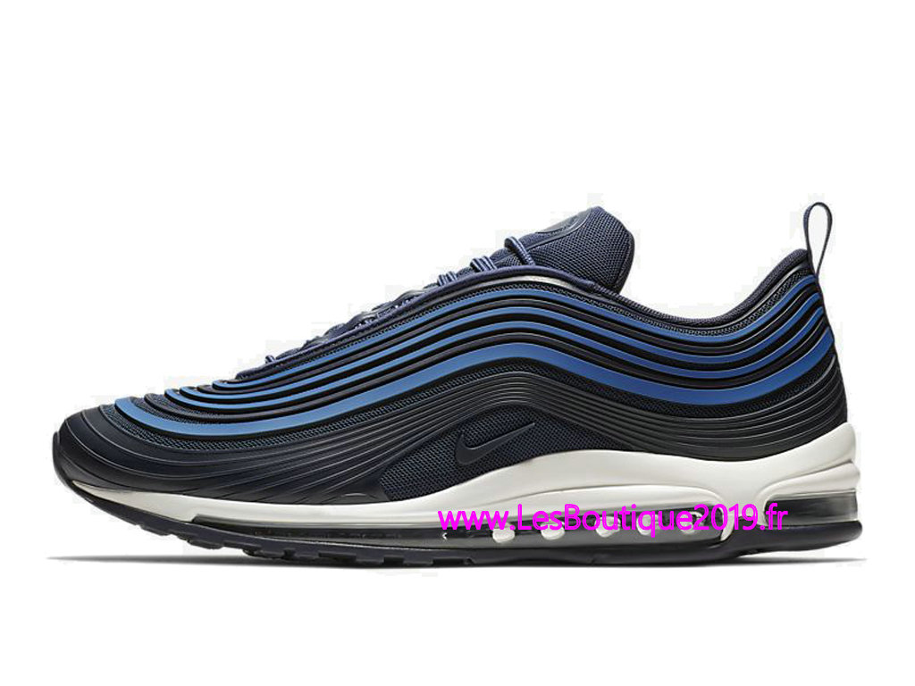 official photos 6f1e5 9c3f2 ... Nike Air Max 97 Ultra ´17 Premium Blue Black Men´s Nike Running Shoes  ...