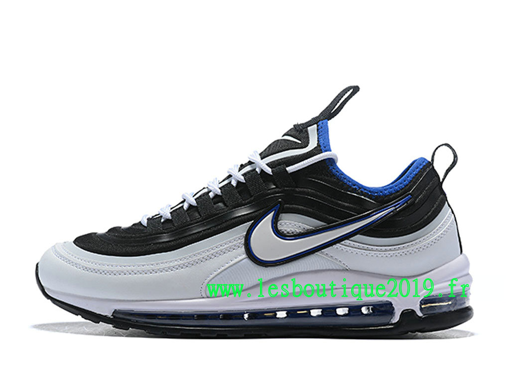 top fashion new cheap 100% genuine Nike Air Max 97 Ultra SE Blanc Noir Chaussures Officiel Prix ...