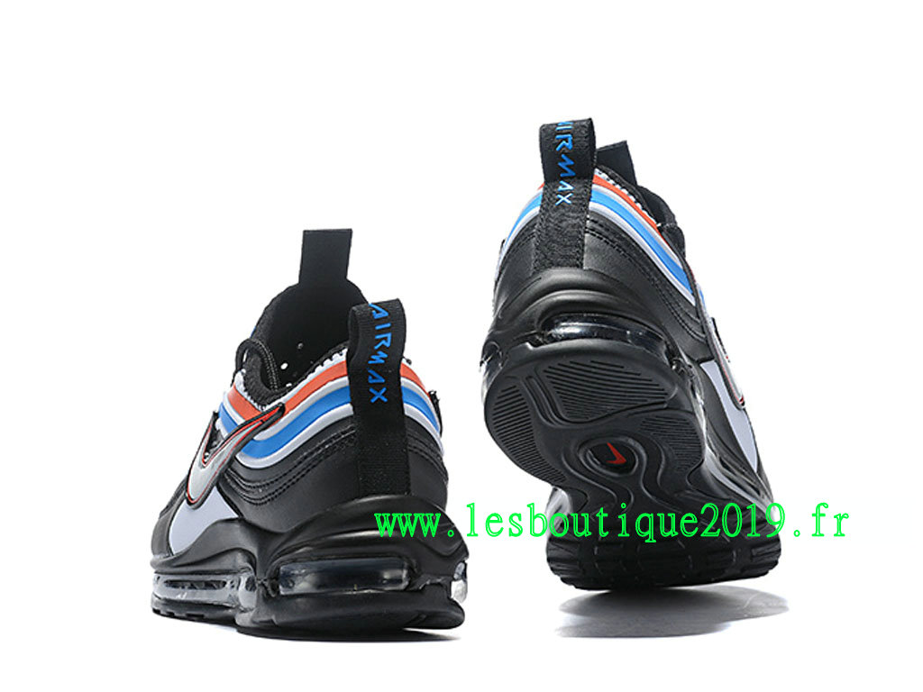 air max noir et bleu