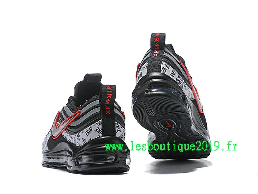 ... Nike Air Max 97 Ultra SE Noir Rouge Chaussures Officiel Prix Pas Cher  Pour Homme ... 3aedbe385ff