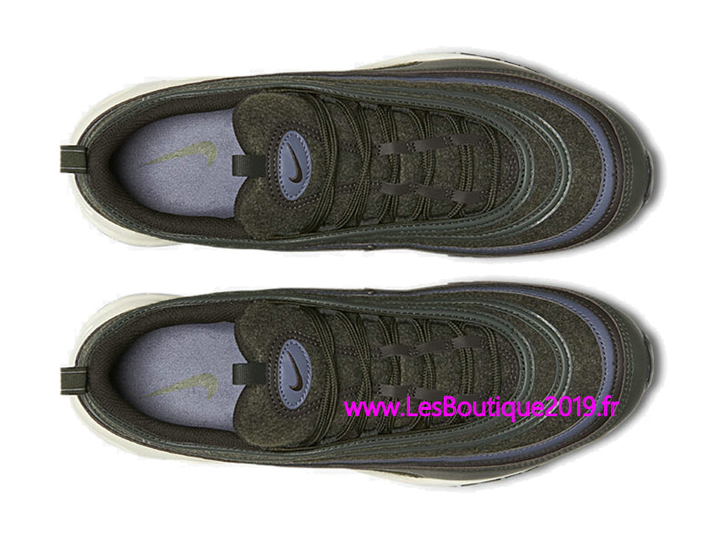 Nike Air Max 97 Wool Sequoia Chaussures Nike Prix Pas Cher Pour Homme 312834-300