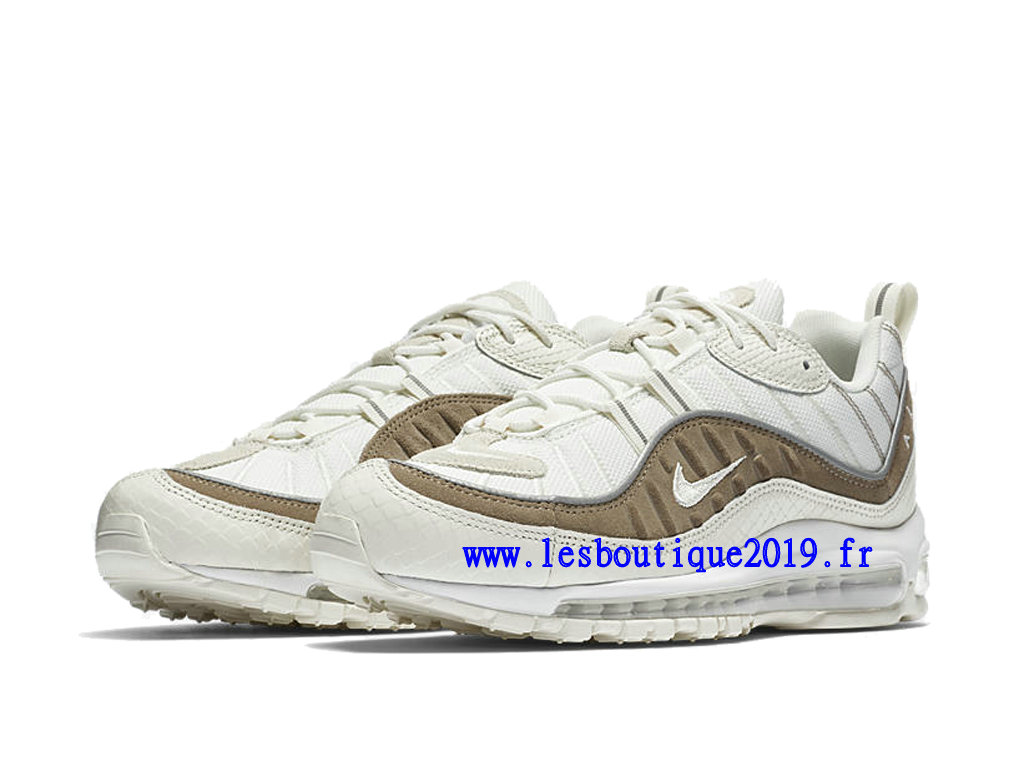 brand new 4ec33 d1d43 ... Nike Air Max 98 Exotic Skin Pack Chaussure de BasketBall Pas Cher Pour  Homme AO9380- ...